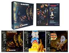 "BLACK WIDOW ""Sacrifice"" JAPAN MINI LP 3 CD BOX"