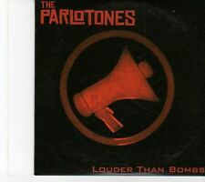 (EY547) The Parlotones, Louder Than Bombs - 2007 DJ CD