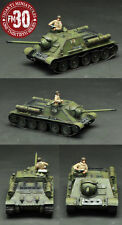 FIGARTI WW2 RUSSIAN EFR-011 SU-85M TANK DESTROYER WITH WINTER DRIVER MIB