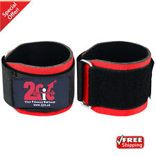 2fit weightlifting Support De Poignet Bretelles Gym Formation néoprène Fitness Bandage RD