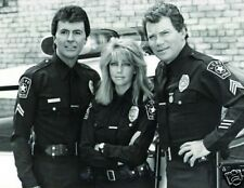 TJ Hooker William Shatner Heather Locklear 10x8 Photo