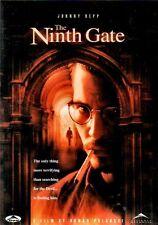 The Ninth Gate (BRAND NEW DVD!)JOHNNY DEPP,FRANK LANGELLA,A ROMAN POLANSKI FILM!