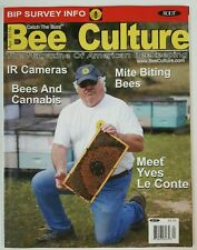 Bee Culture Mite Biting Bees Cannabis IR Cameras April 2016 FREE SHIPPING JB