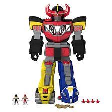 Fisher-Price IMAGINEXT POWER RANGERS Morphin Megazord, POWER RANGER Kids Toys