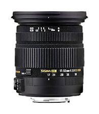 Sigma 17-50mm f2, 8 ex DC OS HSM objetivamente (77mm rosca para filtros) para Pentax 2/9943