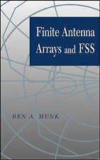 Finite Antenna Arrays and FSS, Ben A. Munk
