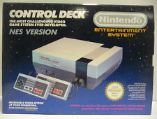 CONSOLE NINTENDO NES CONTROL DECK MEGA MAN BUNDLE NES-S-CD-UKV-2 PAL BOXED