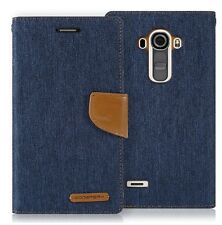 Kickstand Shock Resistant Slim Flip Leather Wallet Case for iPhne 7 Galaxy LG