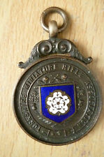 Medal- VINTAGE YORKSHIRE MINIATURE RIFLE ASSOCIATION MEDAL