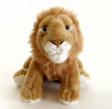 Zoocational Press, Play & Learn 'Leon The Lion' Talking 8 Inch Plush Soft Toy