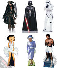 Life size Cardboard Cutouts - Party Room Collectors Merchandise +UK ONLY