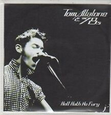 (CZ445) Tom Allalone & The 78s, Hell Hath No Fury - 2008 DJ CD