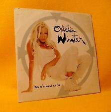 Cardsleeve Single CD Ophélie Winter Dieu M'a Donné La Foi 2TR 1995 Pop