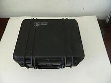 Pelican 1400 Black Hard Shell Waterproof Camera Case w/ Foam