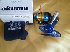 Okuma SALINA II 3000 Saltwater Fishing Spinning Reel /23kg drag