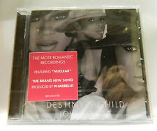 Destiny's Child - Love Songs CD NEU & OVP 0887654301826        REGAL WEISS 1