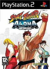Street fighter alpha anthology pour PS2 (new & sealed)