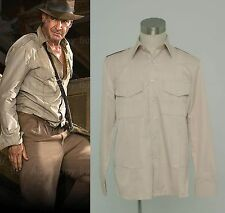 Indiana Jones Casual Shirt Costume *Tailored*