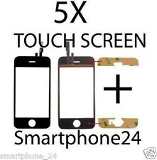 5 x Pantalla Táctil Digitalizador cristal touch screen display para iPhone 3gs