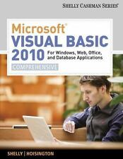 Microsoft  Visual Basic 2010 for Windows Applications for Windows, Web, Office,