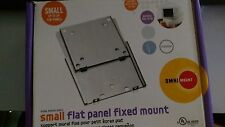 Omnimount QM100 F Fixed Wall Mount (Platinum) Small Flat Panel up to 24""