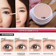 Natural Skin Color Concealer Foundation Cream Cover Black Eyes Acne Scars Makeup