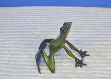 SWEEET PEA FRENCHIE by Frogman Tim Cotterill Bronze Frog SHOW