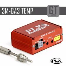 PLX Devices Gas Exhaust Temp (SM-EGT) Sensor Module works with DM-6, DM-100