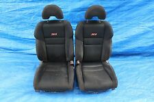 2006 06 HONDA CIVIC SI COUPE FG2 OEM LH RH FRONT SEATS PAIR ASSEMBLY K20Z3 #9114