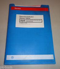 Werkstatthandbuch VW Sharan Automatisches Getriebe 099 Allradantrieb Syncro 1998