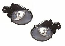 Nissan Almera N16 Hatchback 2003-2006 Fog Lights Lamps O/S & N/S 1 Pair