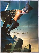 Affiche CATWOMAN Pitof HALLE BERRY Sharon Stone 120x160cm *