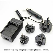 Charger for JVC Everio GZ-MG330AU GZ-MG330HU GZ-MG330RU