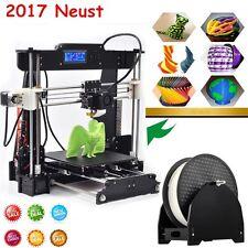 2017 Mis à jour Complet Haute Précision Reprap Prusa i3 BRICOLAGE 3d Imprimante