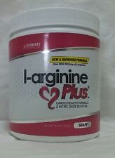L Arginine Plus Elements of Health Care Buy 1 Get 1 Free . Two Month Supply