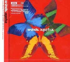 Ageha by W-inds (CD, Mar-2005, Canyon Int'l (Japan))