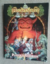 Players handbook hackmaster 4E fantasy RPG roleplaying kenzer co hack master