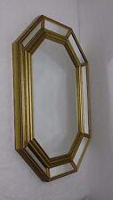 Wandspiegel Holzspiegel Holzrahmen Spiegel  Holz Rahmen Eckig