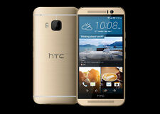 HTC  One M9 - 32 GB - Gold on Gold - Smartphone only 3g will work no 4g