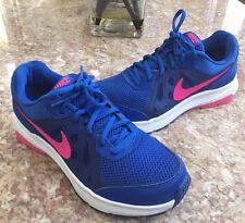 Nike Women's Dart 11 Shoes  Navy/Blue/Pink Running 724477-402 Sneaker SZ 7 EUC!
