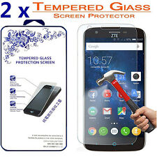 2x For ZTE Grand X 3 Z959 [ Tempered Glass ] Screen Protector HD