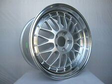 SINGLE 18x9.5 LM Style WHEEL For Audi A4 VW Mercedes E Class 28mm
