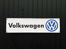 GRANDE 2 METRI VOLKSWAGEN VW Banner per garage / SHOP l'articolo promozionale