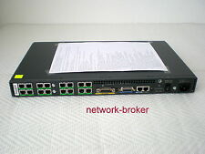 Cisco as2511-rj 16-port Async 2500 series Access routeur 16mb Flash/16mb ram