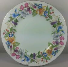 SHELLEY SPRING BOUQUET DINNER PLATE 27.5CM