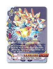 Buddyfight x 4 Battle Deity Robo, Gaolion [H-BT04/0076EN U] English Mint Future