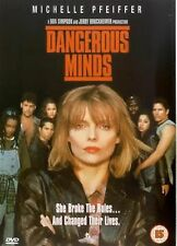 Dangerous Minds (2006) Michelle Pfeiffer, George Dzundza, Courtney NEW UK R2 DVD