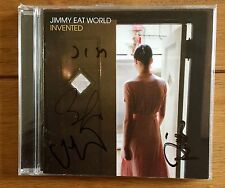 Jimmy Eat World - Invented Cd Sealed Signed Autographed