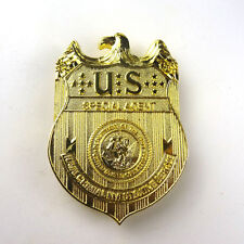 Collectibles US Special Agent Department of The Navy Medal Badge Money Clip