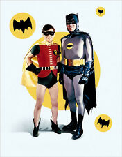 "1966 Batman Classic TV 14 x 11"" Photo Print"